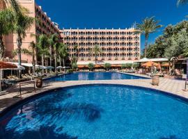El Andalous Lounge & Spa Hotel, hotel in zona Aeroporto di Marrakech-Menara - RAK,