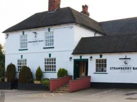 Strawberry Bank Hotel, NEC, hotel near University of Warwick, Meriden