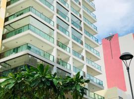 loft london, accessible hotel in Niterói