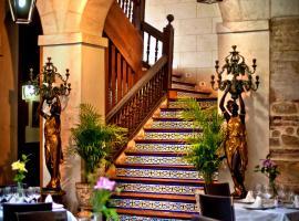 Hotel Condes de Castilla, отель в городе Сеговия