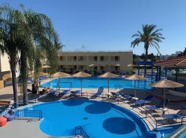 Romantza Mare, отель в городе Калитея (Родос)