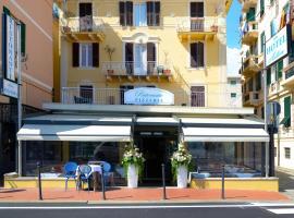 Hotel Ristorante Milton, hotell i Varazze