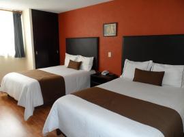 Hotel Plaza Morelos, hôtel à Toluca