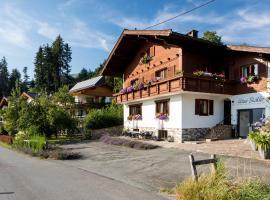 Haus Bichler, דירה בקוסן