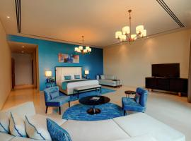 Rixos The Palm Luxury Suite Collection - Ultra All Inclusive, hotel near Jumeirah Palm Tram Station, Dubai
