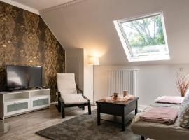 Appartment Rheinaue, family hotel in Duisburg