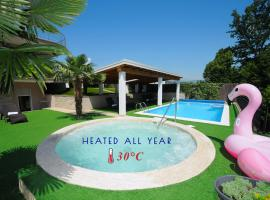 Villa Nicolle, hotel with jacuzzis in Opatija