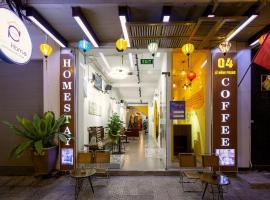 GO HOME Homestay & Coffee, hotel in Danang