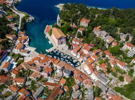 House Mandarina - old town Veli Lošinj, hotel in Veli Lošinj