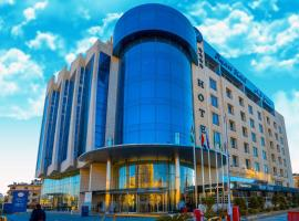 Ayass Hotel, hotel in Amman
