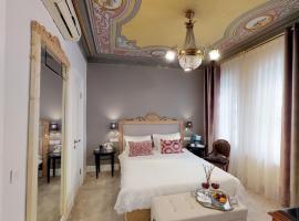 Faik Pasha Suites Special Category, бутик-отель в Стамбуле