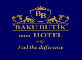 Baku Butik Mini-Hotel, B&B in Baku