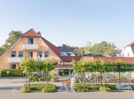 Hotel Garni Am Deich, hotel in Zingst