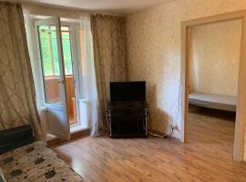 Apartment on Novomyticshensky 56 for 5 persons, pet-friendly hotel in Mytishchi