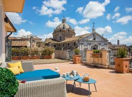 Penthouse Rome Capitol, apartment in Rome