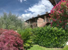 Casa Gardenia, villa in Toscolano Maderno