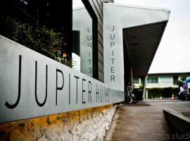 Jupiter Hotel, boutique hotel in Portland