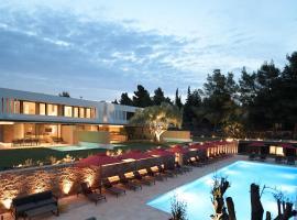 Amantes Villas and Suites, hotel in Nikiti