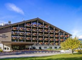 Löwen Hotel Montafon, Hotel in Schruns-Tschagguns