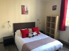 Le petit poucet, hotel in Saint Lo
