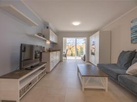 ampio luminoso 3 camere 3 bagni giardino quiete Wi-Fi – apartament w mieście Costa Calma