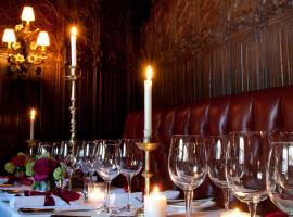 The Witchery by the Castle, hotell i Edinburgh
