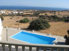 Paros Memories, hotel in Drios