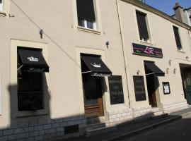 Les 3 Rois、イスーダンのホテル