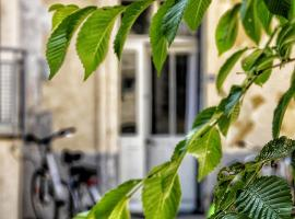 La Fontaine - Studio Ecusson, pet-friendly hotel in Montpellier