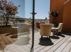 Exmo. Hotel, hotel perto de Rio Douro, Porto