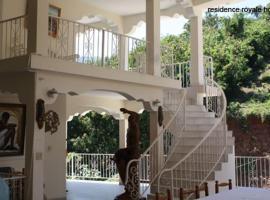 Residence Royale Hôtel, hotel in Cap-Haïtien