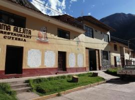 Mamá Alejita, pet-friendly hotel in Ollantaytambo