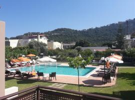 Santa Helena Hotel, Ialysos, Rhodes, hotel in Ialysos
