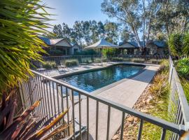 Riverspa Apartments, hotel in Moama