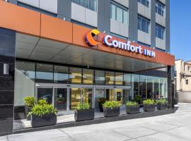 Comfort Inn Prospect Park-Brooklyn, budget hotel in Brooklyn