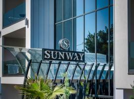 Sunway Hotel, hotel in Kallithea Halkidikis