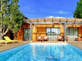 Villa-Arestel Chambres & Table d'hôtes, B&B in Arès