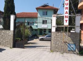 Хотел Царевец, хотел в Асеновград