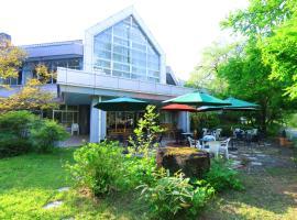 Guestroom Garden Azumino, hotel in Azumino