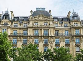 Fraser Suites Le Claridge Champs-Elysées, apartment in Paris