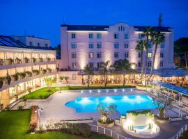 Hotel Isola Sacra Rome Airport, hotel in Fiumicino