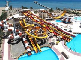 Nubia Beach Resort & Aqua Park - Hurghada, Hotel in Hurghada