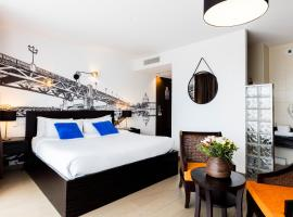Ortus Hotel Toulouse (ex Le Pier), Hotel in Toulouse