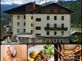 Hotel Cima Belpra', hotel in San Vito di Cadore