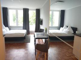 Hometown-Apartments, Ferienwohnung mit Hotelservice in Heidelberg