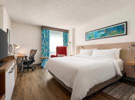 Hilton Garden Inn Saskatoon Downtown, hotel in Saskatoon