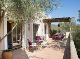 Villa Hermosa at Masia Nur Sitges, hotel in Canyelles