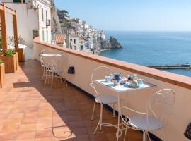 B&B Il Porticciolo di Amalfi, budget hotel in Amalfi