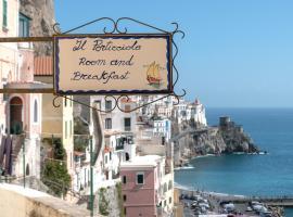 B&B Il Porticciolo di Amalfi, hotel in Amalfi