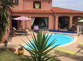 villa collioure, pet-friendly hotel in Collioure